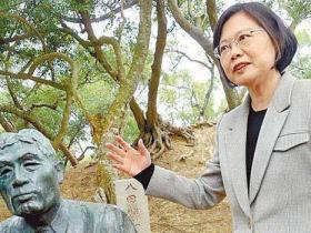 日本工程师铜像遭断头