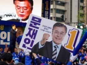 韩国大选选情突变