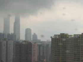 广东广西云南等暴雨持续 局地降温超10℃
