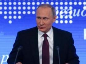 普京解释俄重新装备部队