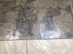 山西龙天庙失窃壁画被追回