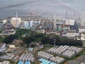 机器人测福岛核电站核辐射值
