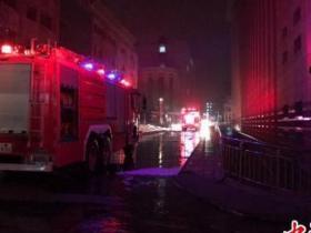 中北大学火灾致损失200万元