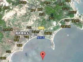 福建漳州:船只遇大雾触礁