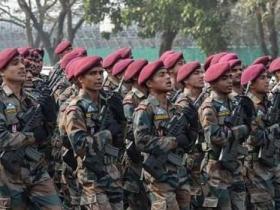 印军队士兵肥胖致死问题严重