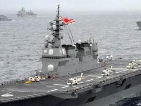 日法确认在南海联合演习