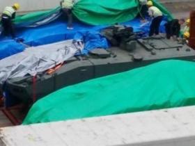 香港海关对装甲车事件提检控