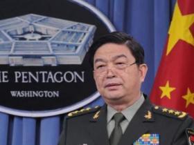 中国防长访尼泊尔谈军事合作