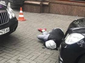 俄前议员在乌克兰首都遭枪杀