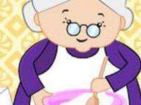 94岁老奶奶快餐店工作44年