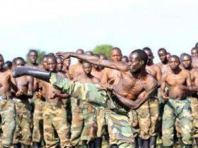 刚果武装分子杀当地40名警察