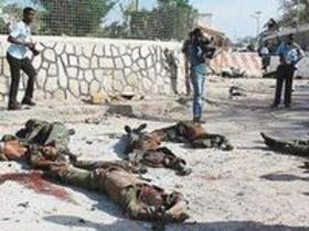 索马里31名武装分子被击毙