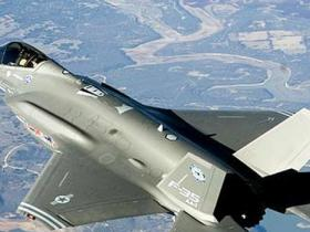 驻日美军F35战机赴韩参加军演