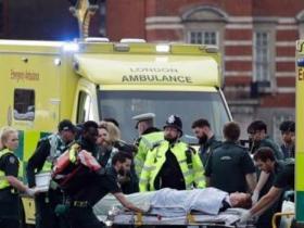 欧洲华媒称英恐袭中华人受伤