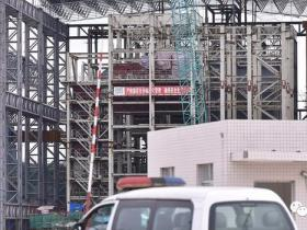 广州电厂坍塌事故14人被控制