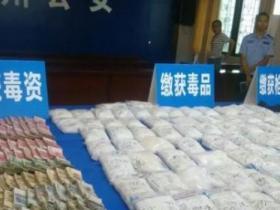 外籍人员在华贩毒活动增多