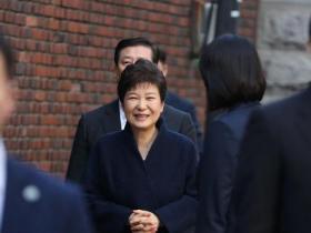 朴槿惠否认指控且有毁证之虞