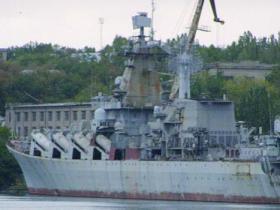 乌克兰号巡洋舰或被拆解