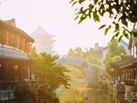 一座曼妙的台儿庄古城,拥水乡的柔情,续旧时繁华梦!
