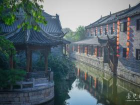 来台儿庄古城,听细水长流的故事,寻柔情似水的水乡梦