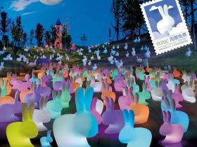 意大利网红'月光'奇宝兔'艺术展,十一假期登陆台儿庄古城【卡通嘉年华】