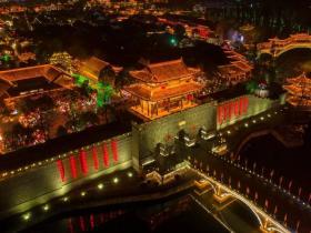 2020年台儿庄古城花灯会,即将全城点亮,你还在等什么?