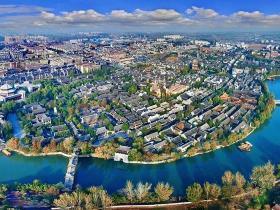 中国青年报丨台儿庄古城,一座城一条河