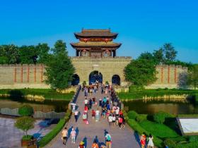 台儿庄古城上榜全国文化旅游景区最具影响力top10