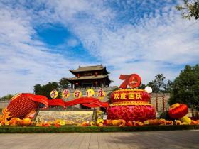 这个秋天,跟随他们一起去台儿庄古城寻找秋天的色彩
