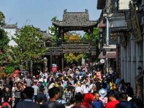 """高质量发展,台儿庄古城打造""""国际知名旅游目的地"""""""