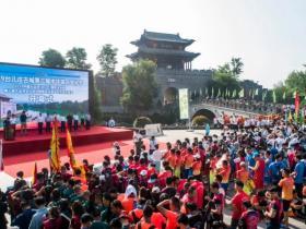 端午小长假:台儿庄古城上演非遗文化盛宴,三天吸引游客14.3万人次