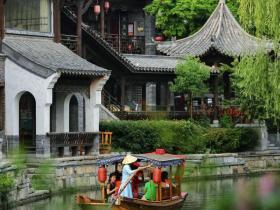 @房琪KIKI @你 :和我一起去台儿庄旅行吧