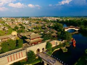 中国·大运河(台儿庄)全国摄影大展入展作品——天空的视角(组图)
