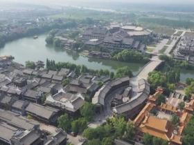 今晚18:00锁定【CCTV17乡土·中国】《台儿庄的夏天》| 一年旅游人次竟达到700万+,吸引游客的秘诀是什么呢?