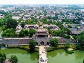 奔跑吧!2019 中国大运河(台儿庄)国际半程马拉松赛