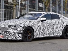 或明年推出 AMG GT Concept量产版谍照