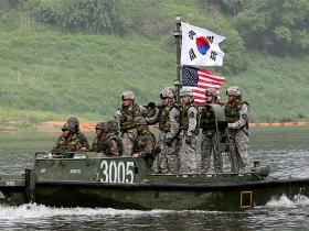 特朗普非要韩国多掏钱 韩美谈军费十轮也没谈拢