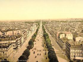 巴黎在燃烧 为什么?