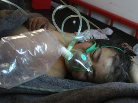叙利亚军方及俄否认化武袭击