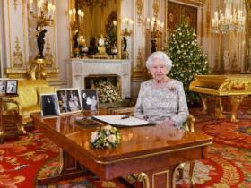 年度最美英音来了 英国女王2018圣诞致辞