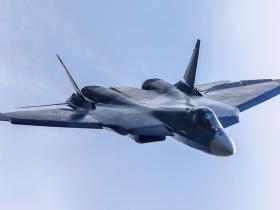 美对比中俄五代战机:俄机动性高 中国隐形性能强