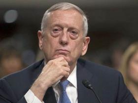 美防长提醒对手:美军上前线 将是你们最糟糕一天