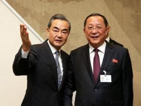 朝鲜外相访华将讨论哪些问题?外交部回应