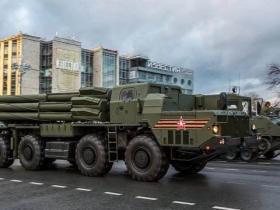 俄升级多管火箭炮:60秒内可毁灭200公里范围之敌