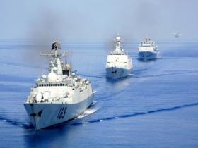 海军护航十周年 船长:看到中国军舰就安心多了