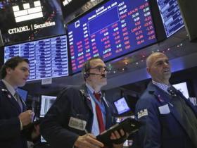 """纽约股市一片哀嚎 美国紧急召集国家队""""救火"""""""