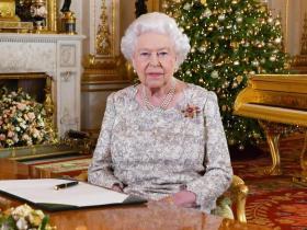 英女王2018圣诞致辞全文:和平及善意永远不会过时