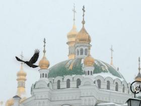 乌克兰警方突击搜查三座与俄有过联系的东正教堂