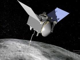 美探测器抵达小行星贝努 将挑战着陆和岩石采集