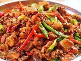枣庄名吃---辣子鸡做法